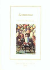 Romancero - Intérieur - Format classique