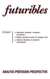 Futuribles N.140 Fevrier 1990 - Couverture - Format classique