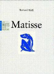 Matisse - Intérieur - Format classique