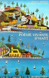 Poésie vivante d'Haïti - Couverture - Format classique