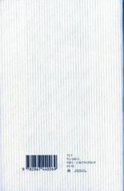 Moriendo - 4ème de couverture - Format classique