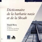 Dictionnaire de la barbarie nazie et de la shoah - Intérieur - Format classique