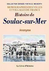 Soulac-Sur-Mer (Histoire De) - Couverture - Format classique