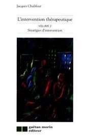 Intervention Therapeutique V.2 Strat - Intérieur - Format classique