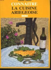 Cuisine ariegoise - Couverture - Format classique