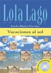 Vacaciones Al Sol + Cd (Nivel 0) - Couverture - Format classique