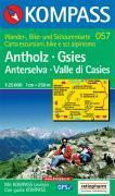 Vente livre :  Antholz-Anterselva-Gsies-Valle  - Collectif