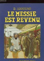 Le Messie Est Revenu - Couverture - Format classique