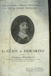 Le Genie Descartes - Couverture - Format classique