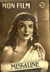 Mon Film N° 306 - Messaline - Couverture - Format classique