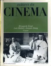 Cahiers Du Cinema N° 206 - Mizoguchi Kenji - Luis Bunuel - Jacques Demy - Venise ... - Couverture - Format classique