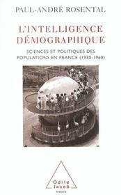 L'Intelligence Demographique - Intérieur - Format classique