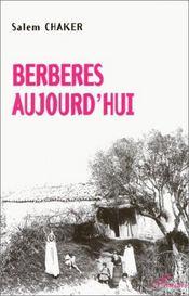 Berbères aujourd'hui - Intérieur - Format classique