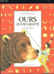 Ours-qui-se-gratte - Couverture - Format classique