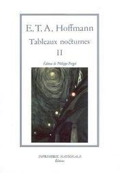 Tableaux Nocturnes T.2 - Intérieur - Format classique