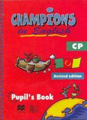 Champions in english cp (edition revisee) - Couverture - Format classique