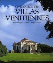 Civilisation des villas vénitiennes - Intérieur - Format classique
