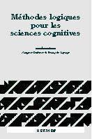 Methodes logiques pour les sciences cognitives - Couverture - Format classique