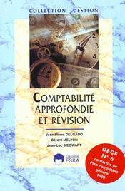 Comptabilite Approfondie Rev.1 Decf 6 - Intérieur - Format classique