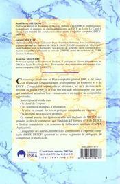 Comptabilite Approfondie Rev.1 Decf 6 - 4ème de couverture - Format classique
