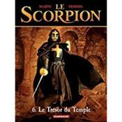 Le scorpion t.6 ; le trésor du temple - Intérieur - Format classique