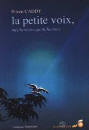 Petite Voix (La) - Couverture - Format classique