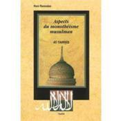 Aspects du montheisme musulman - Couverture - Format classique