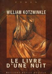 Le Livre D'Une Nuit - Couverture - Format classique