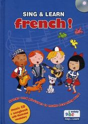 Vente livre :  Sing & learn french !  - Stephane Husar