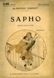 Sapho. Collection : Select Collection N° 37 - Couverture - Format classique