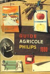 Guide Agricole Philips 1960 - Couverture - Format classique
