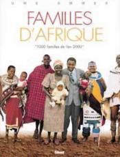 Familles d'afrique - Couverture - Format classique