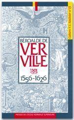 Béroalde de Verville - Couverture - Format classique