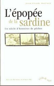 L'epopee de la sardine - Intérieur - Format classique