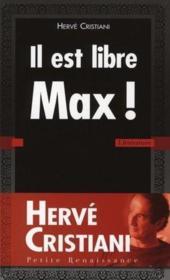 Il est libre Max ! - Couverture - Format classique