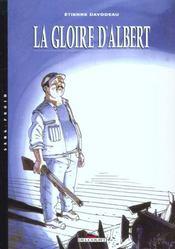 Un monde si tranquille t.1 ; la gloire d'Albert - Intérieur - Format classique