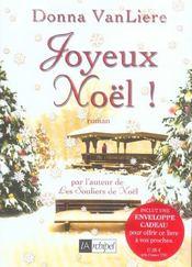 Joyeux Noel - Intérieur - Format classique