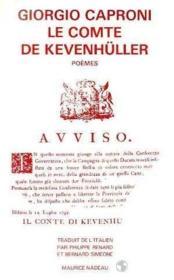 Le comte de Kevenhuller - Couverture - Format classique