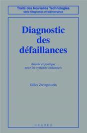 Diagnostic des defaillances - Couverture - Format classique