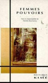 Femmes Pouvoirs - Couverture - Format classique