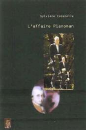 L'Affaire Pianoman - Couverture - Format classique