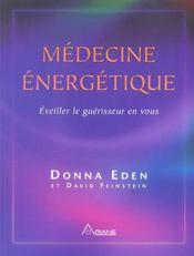 Medecine Energetique (édition 2005) - Intérieur - Format classique