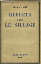 Reflets Dans Le Sillage - Couverture - Format classique