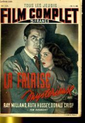 Tous Les Jeudis Film Complet N° 128 - La Falaise Mysterieuse - Couverture - Format classique