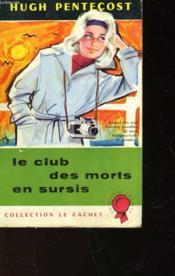 Le Club De Smorts En Sursis - The Obituary Club - Couverture - Format classique