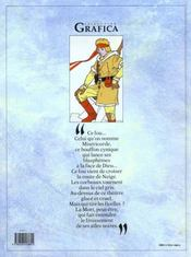Neige t.2 ; la mort corbeau - 4ème de couverture - Format classique