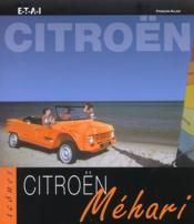 Citroen Mehari - Couverture - Format classique