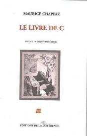 Livre De C (Le ) - Couverture - Format classique