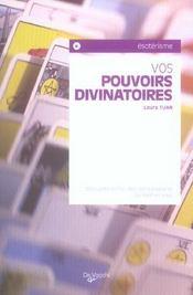 Pouvoirs Divinatoires (Vos) Poche - Intérieur - Format classique