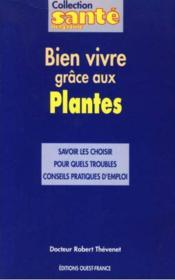 Sante : plantes - Couverture - Format classique